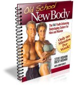 Old School New Body F4x Exercises Book